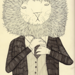 lion-in-a-suit