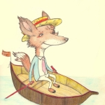 'Fox in a Rowing Boat'