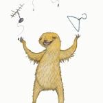 clanger-sloth