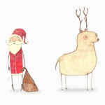 santa-rudolf-for-illustration-museum