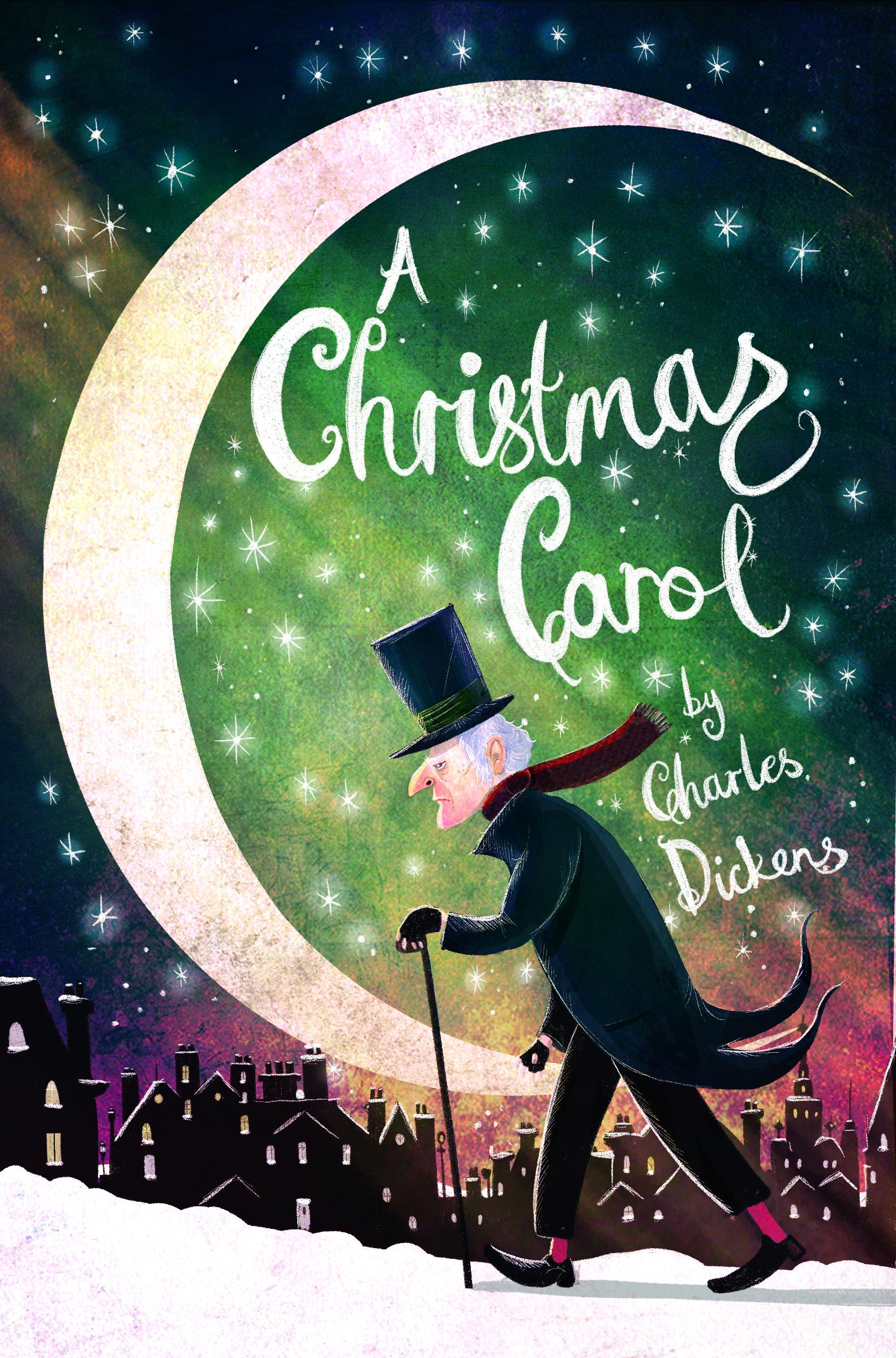 1. A Christmas Carol FRONT