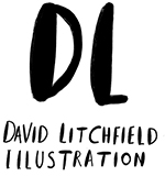 David Litchfield Illustration